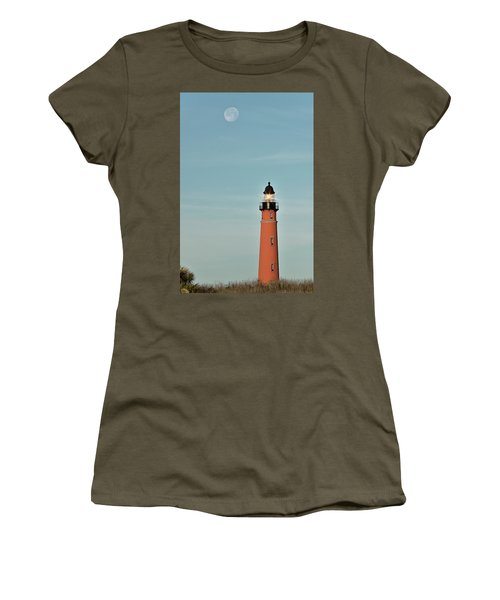Ponce De Leon Lighthouse Women's T-Shirt (Athletic Fit)