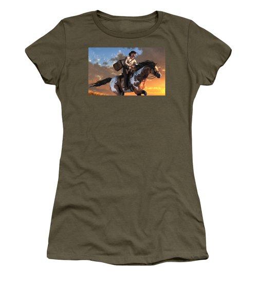 Pony Express Women's T-Shirt