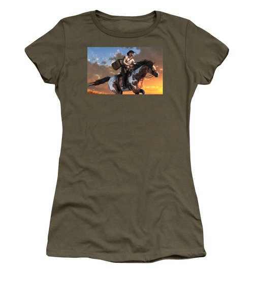 Pony Express Women's T-Shirt