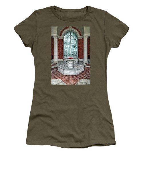 Poppies At Dunkirk Women's T-Shirt