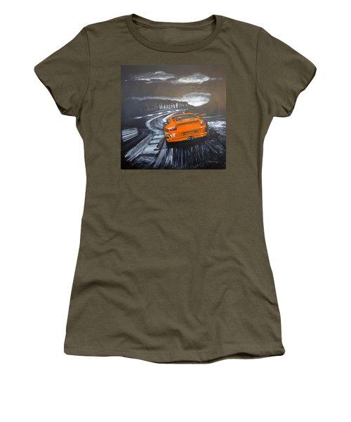 Porsche Gt3 @ Le Mans #3 Women's T-Shirt