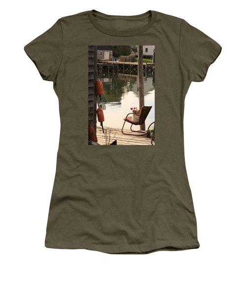 Port Clyde Life Women's T-Shirt