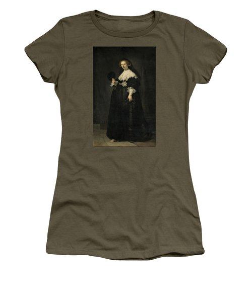 Portrait Of Oopjen Coppit, 1634 Women's T-Shirt