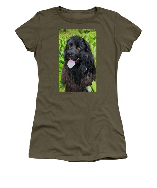 Portrait Of Sierra Women's T-Shirt