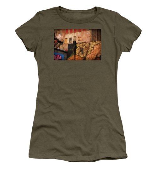 Poughkeepsie Street Art Women's T-Shirt