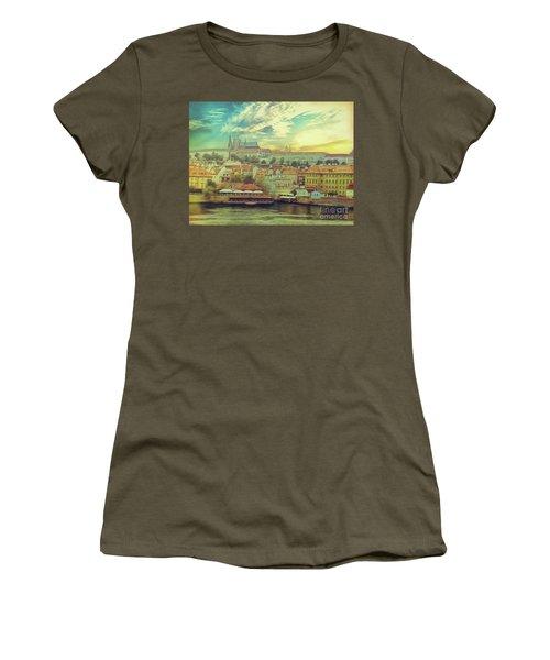 Prague Riverview Women's T-Shirt