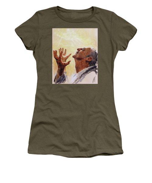 Praise. I Will Praise Him  Women's T-Shirt