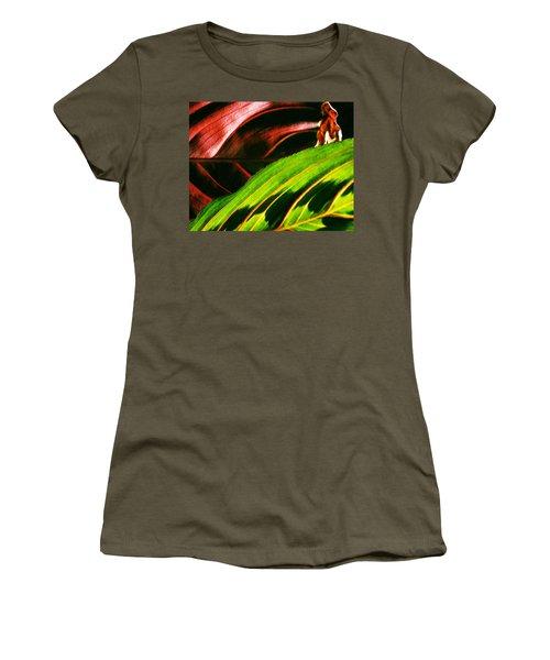 Prayer Plant Passing Women's T-Shirt