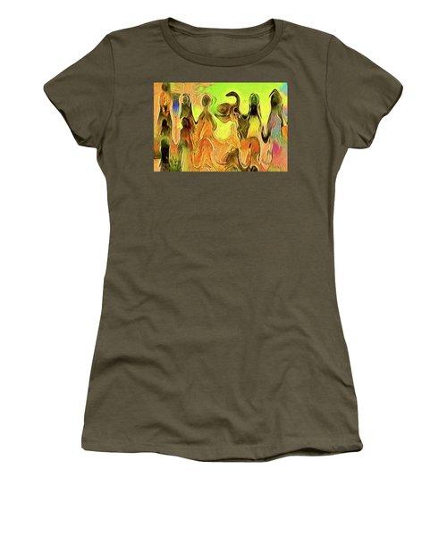Presentation Women's T-Shirt (Junior Cut) by Alex Galkin