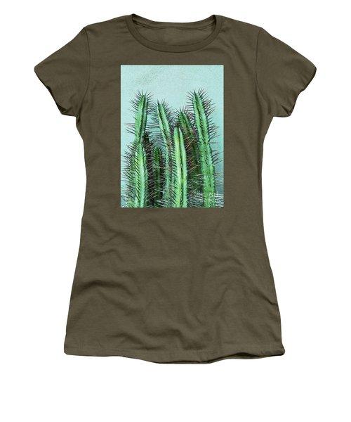 Prick Cactus Women's T-Shirt