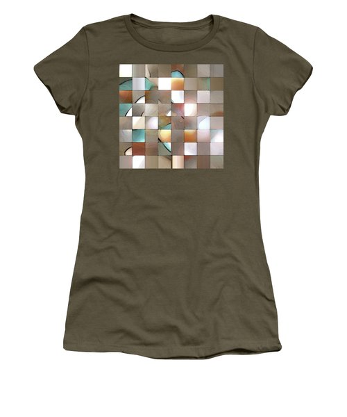 Prism 1 Women's T-Shirt (Athletic Fit)