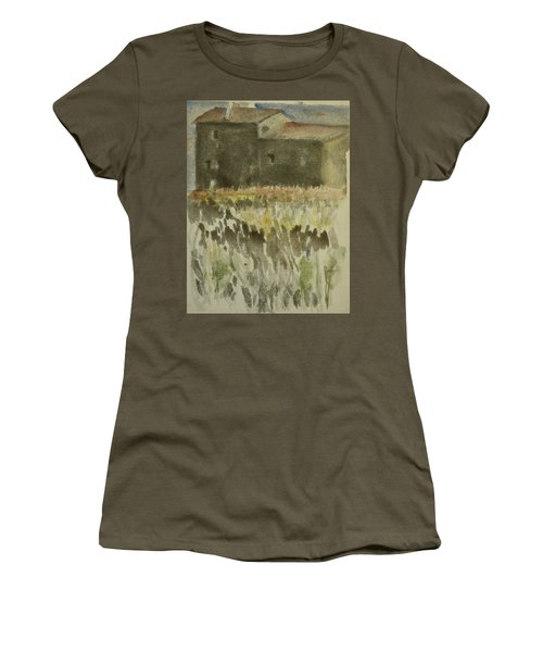 Provence Stenhus. Up To 60 X 90 Cm Women's T-Shirt