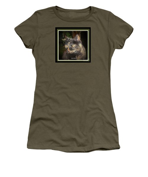 Psotka Women's T-Shirt (Junior Cut) by Andrew Drozdowicz