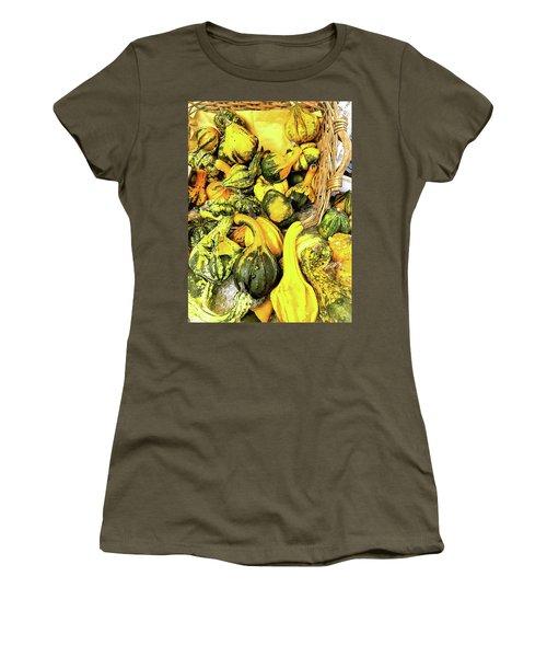 Pumpkin Family Women's T-Shirt