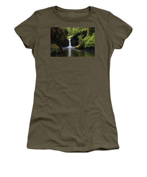 Punchbowl Falls Women's T-Shirt