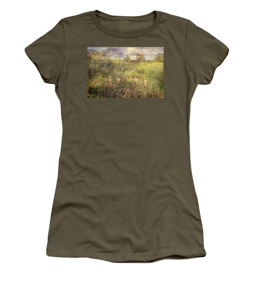 Cat O Nine Tails Going To Seed Women's T-Shirt