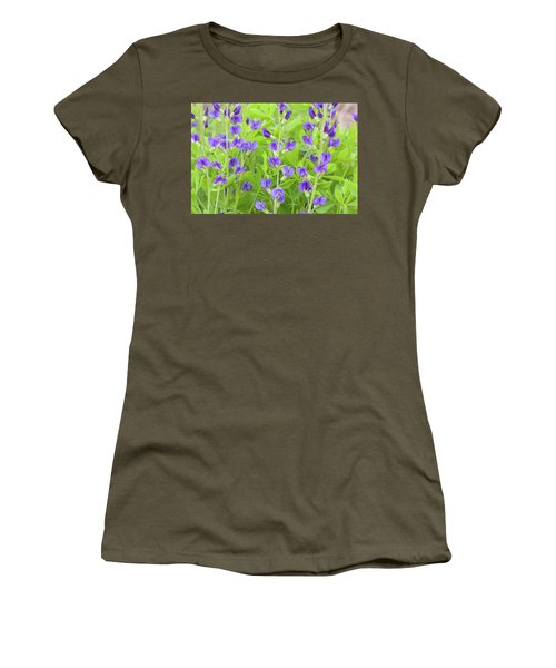 Purple Beauties Women's T-Shirt