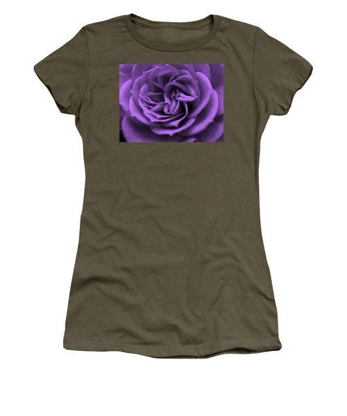 Purple Bliss Women's T-Shirt