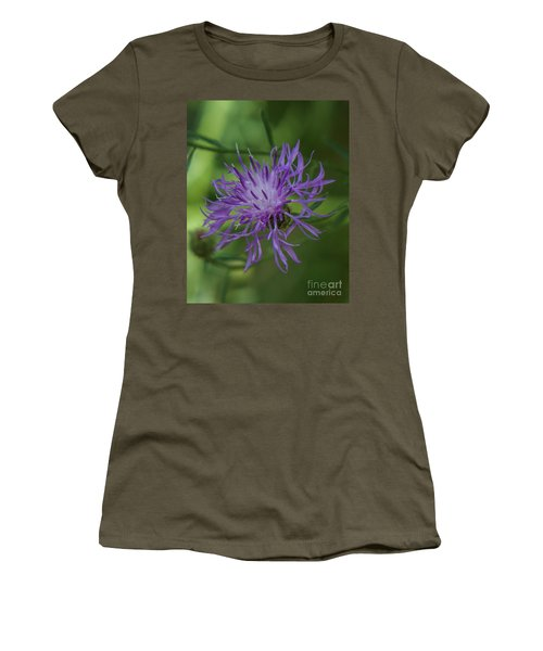 Purple Flower 8 Women's T-Shirt