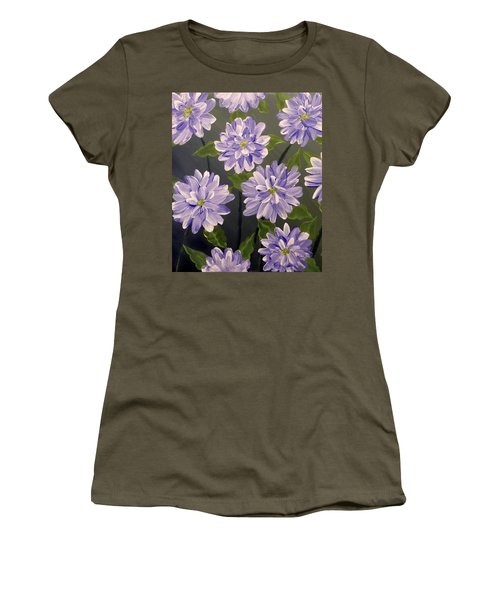 Purple Passion Women's T-Shirt (Junior Cut)