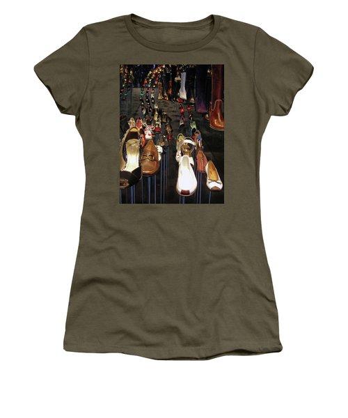 Put Your Shoes ... Women's T-Shirt