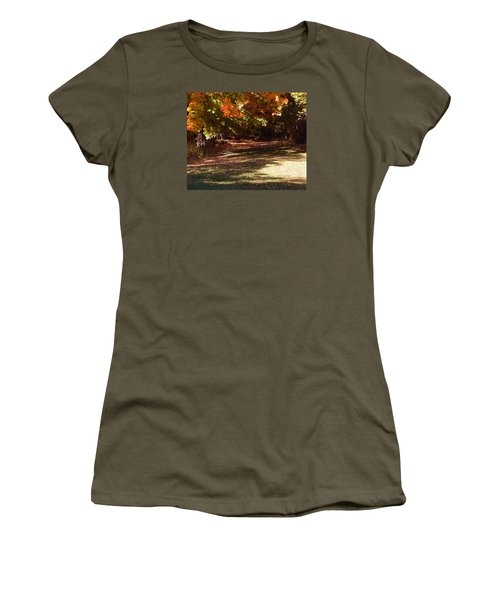 Quiet Picnic Place Women's T-Shirt