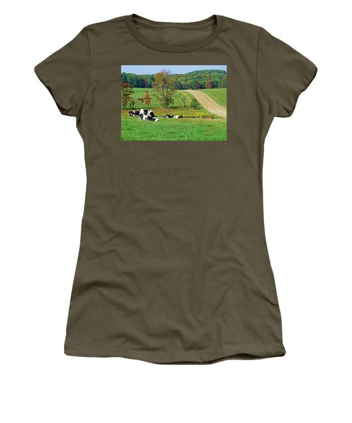 R N R Women's T-Shirt (Athletic Fit)