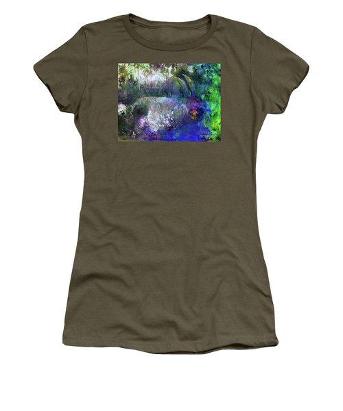 Rabbit Reflection Women's T-Shirt