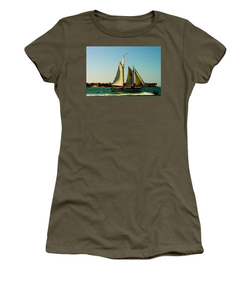 Racing The Wind Women's T-Shirt