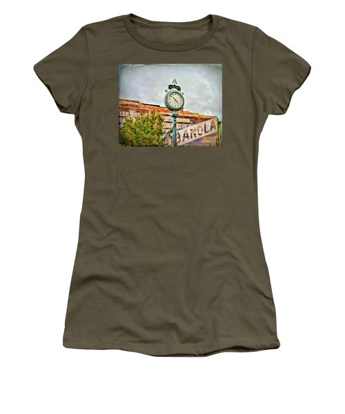 Radford Virginia - Time For A Visit Women's T-Shirt (Athletic Fit)
