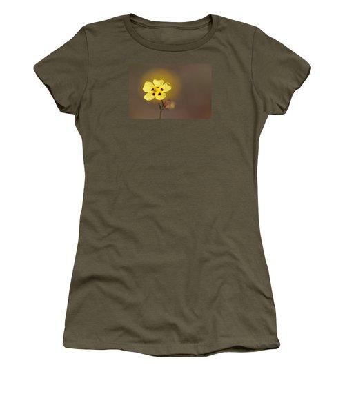 Women's T-Shirt (Junior Cut) featuring the photograph Radiate by Richard Patmore