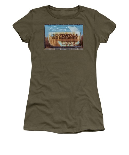 Radio Communications Women's T-Shirt