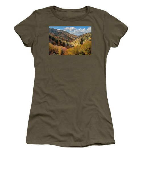 Rainbow Of Colors Women's T-Shirt