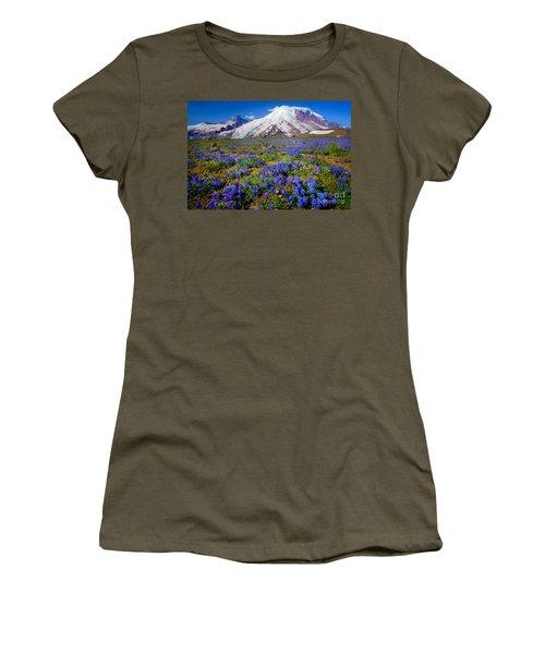 Rainier Lupines Women's T-Shirt