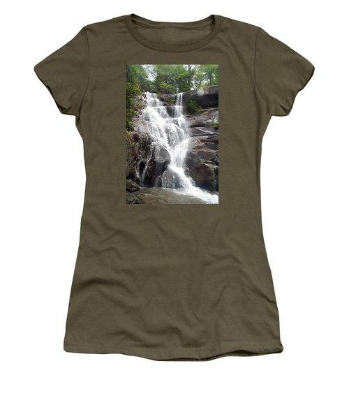 Ramsay Cascade Smoky Mountains National Park Women's T-Shirt