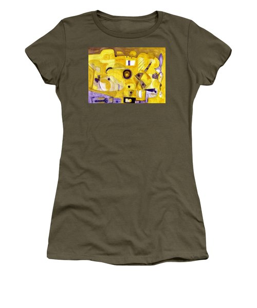 Random Landscape Women's T-Shirt