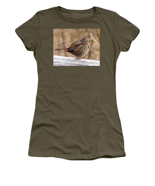 Rats ......it's Monday Morning Women's T-Shirt (Athletic Fit)