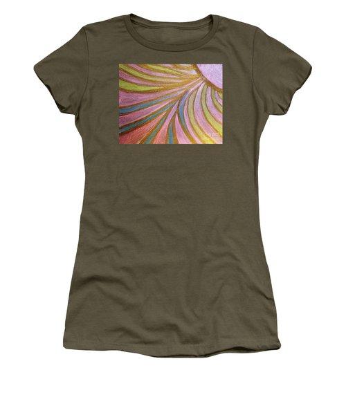 Rays Of Hope Women's T-Shirt (Junior Cut) by Rachel Hannah