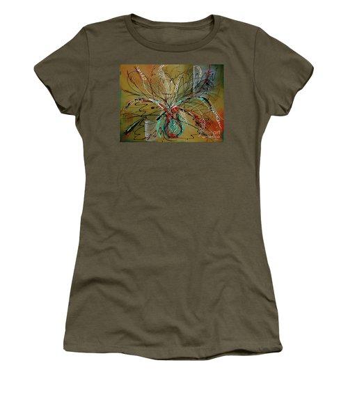 Razzle Dazzle Women's T-Shirt (Athletic Fit)