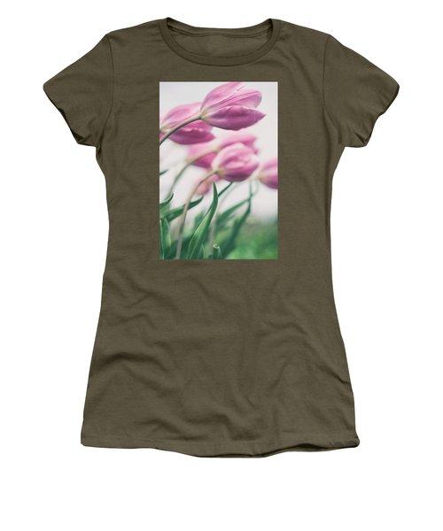 Reach Women's T-Shirt (Athletic Fit)