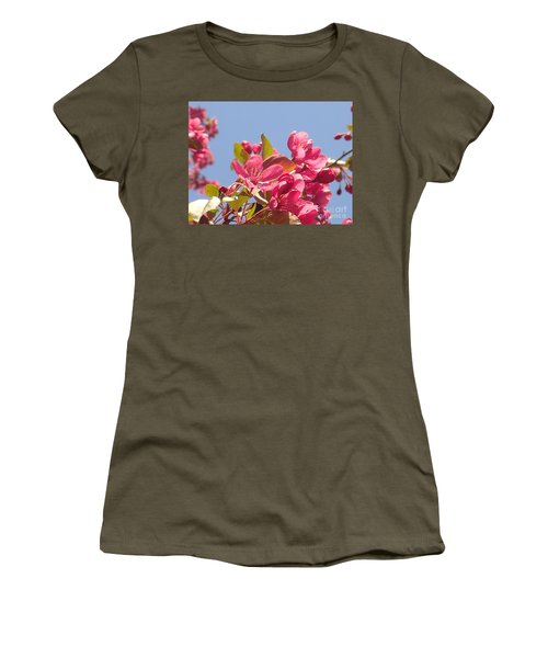 Reaching Up Women's T-Shirt