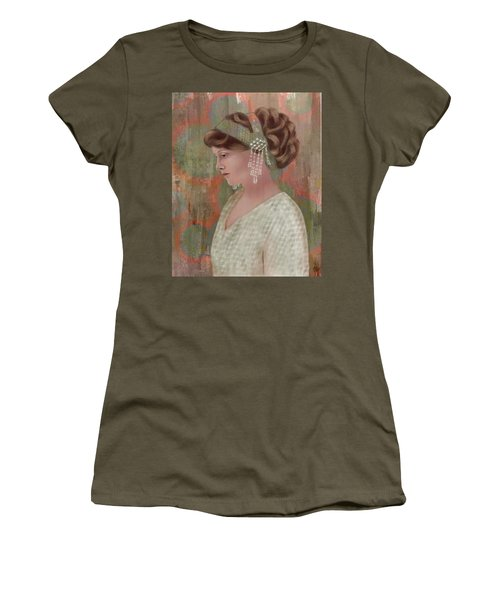 Ready To Go Women's T-Shirt (Junior Cut) by Terry Honstead