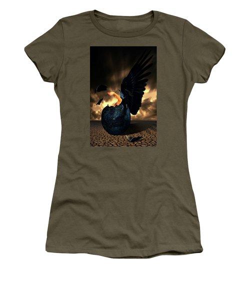 Reborn Women's T-Shirt (Athletic Fit)