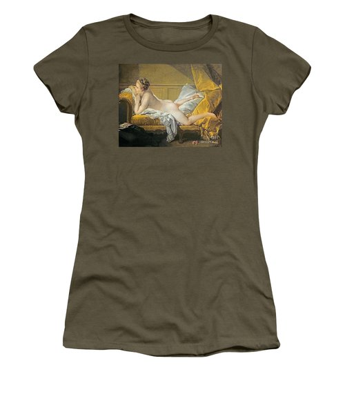 Reclining Nude Women's T-Shirt