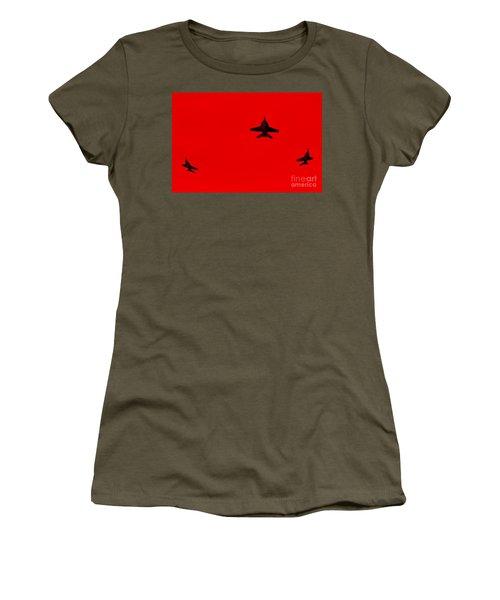 Red Alert Women's T-Shirt