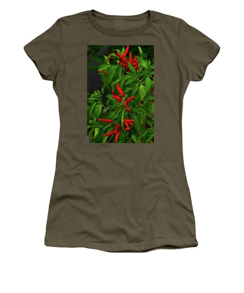 Red Hot Chili Peppers Women's T-Shirt (Athletic Fit)