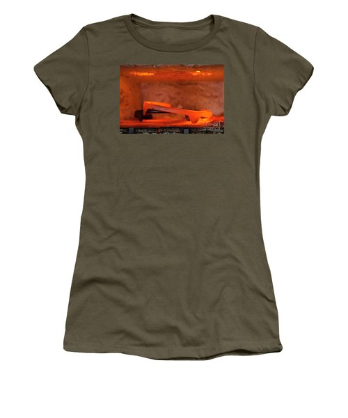 Red Hot Horseshoe Women's T-Shirt