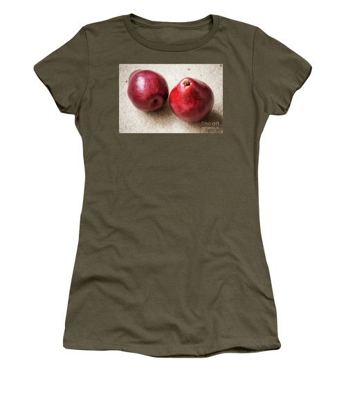 Red Pears Women's T-Shirt
