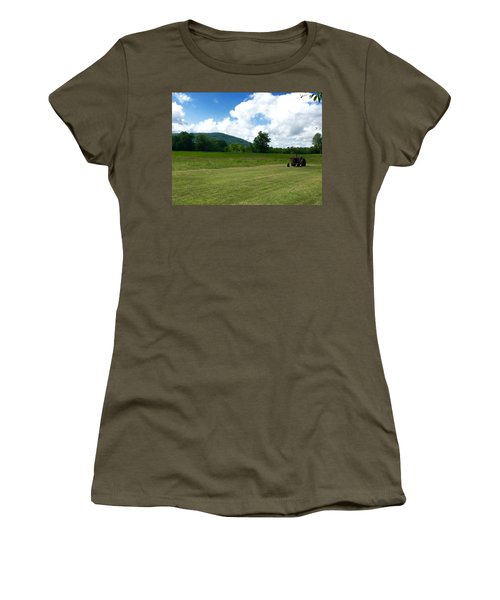 Red Tractor Women's T-Shirt