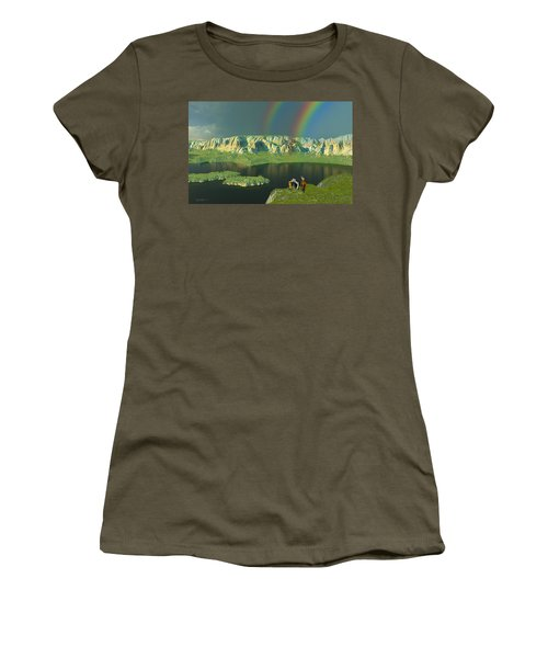 Redemption For An Angry Sky Women's T-Shirt